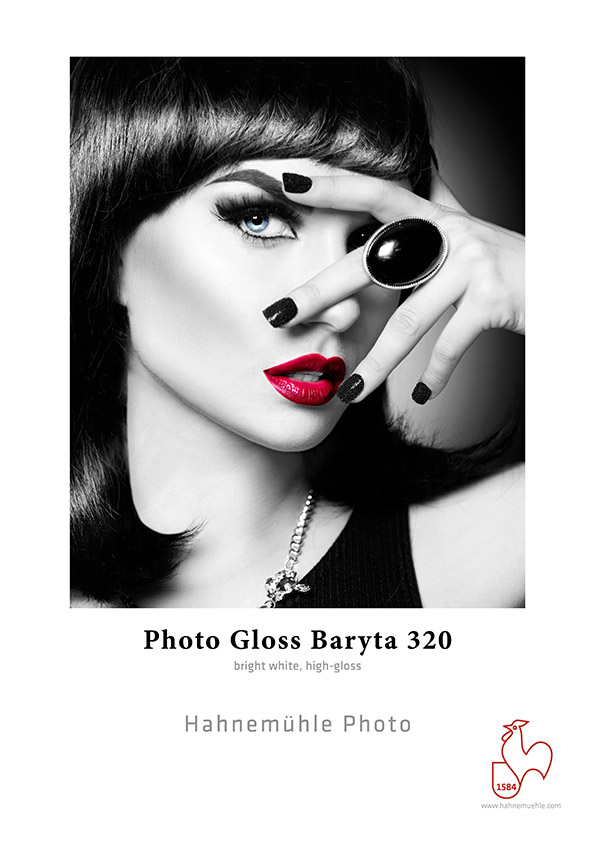 Hahnemühle Photo Gloss Baryta 320gsm