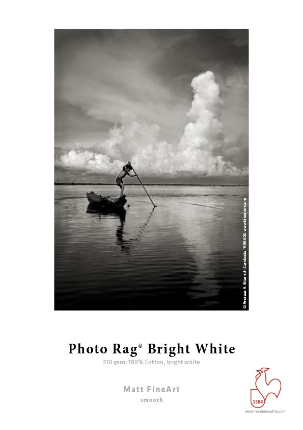 Hahnemühle DFA Photo Rag Bright White 310gsm