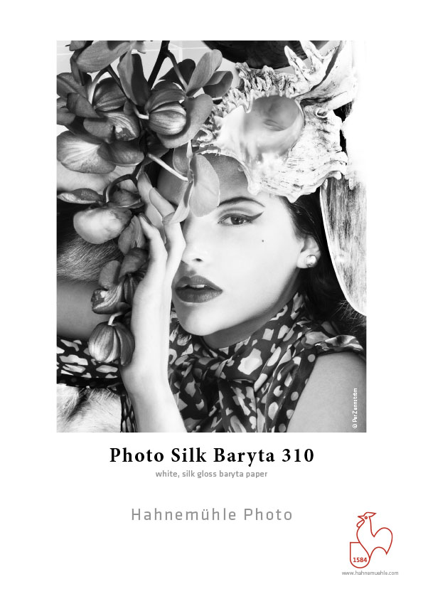 Hahnemühle Photo Silk Baryta 310gsm