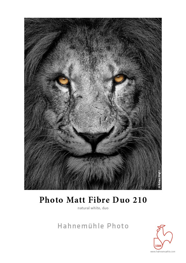 Hahnemühle Photo Matt Fibre Duo 210gsm
